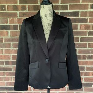 Apostrophe black career blazer jacket